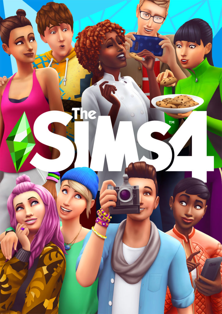 the sims jaquette