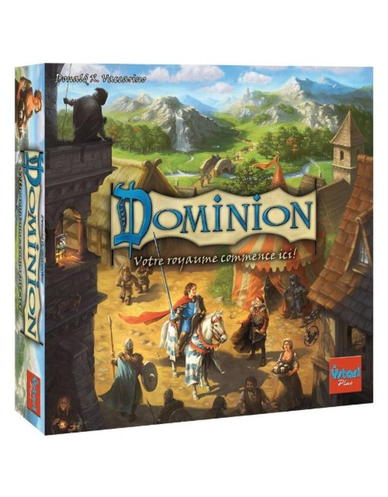 ystari games dominion francais
