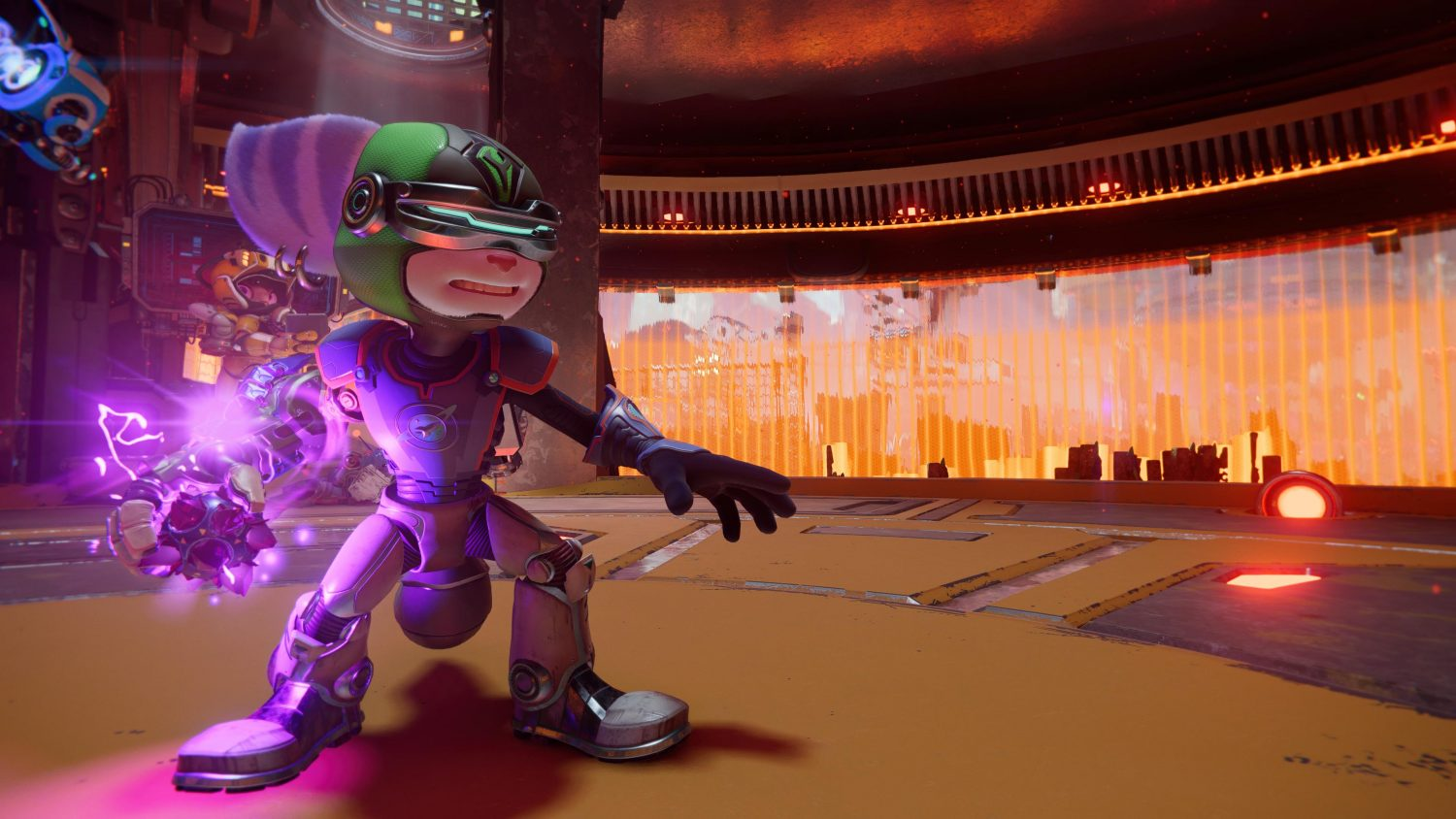 ratchet and clank rift apart photo mode 1