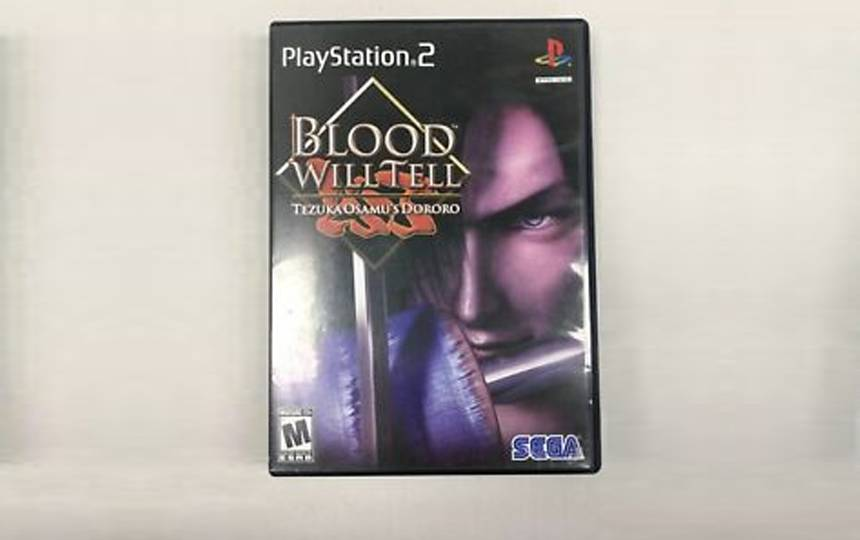 Blood Will Tell PlayStation 2