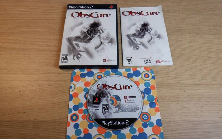 Obscure PlayStation 2
